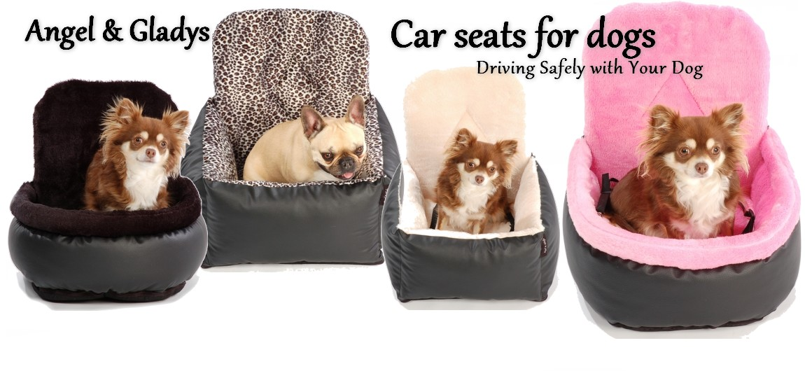 Angel und Gladys Car seats