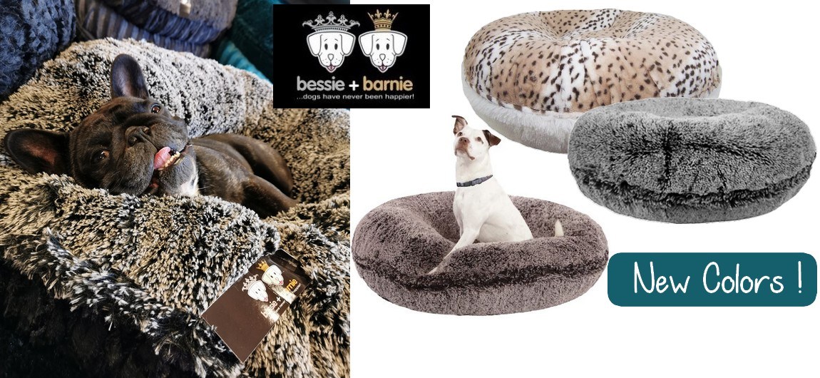 BESSIE AND BARNIE Bagel beds hondenmanden