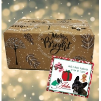 Honden kerstbox Special selection