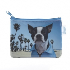 Catseye London Beach Dog Geldbeurs