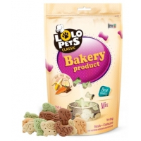 Lolo Pets Biscuits Animals Mix Hondenkoekjes