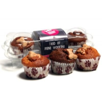 The Barking Bakery Trio MINI Muffins
