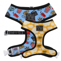 Big and Little Dogs Reversible Harness Light Camera Action