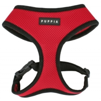 PUPPIA Soft Harness A Rood