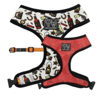 Big and Little Dogs Best in the west Reversible Harness