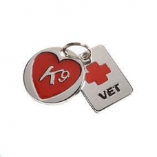 K9 By Igloo Hart-VET ID Tag