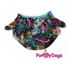 FOR MY DOGS Sweatshirt Multicolor Pugs & Frenchies