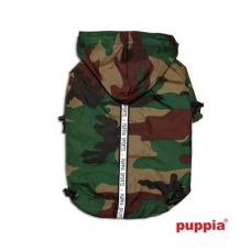 Puppia Regenjas Base Jumper Green