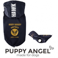 Puppy Angel Regenjas Shark Navy