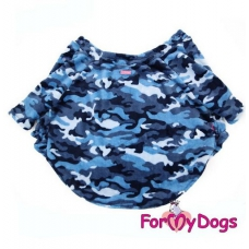 FOR MY DOGS Vest Army Pugs & Frenchies