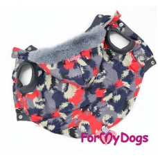 FOR MY DOGS Hondenjas Baily for Pug and Frenchie