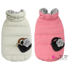 Pretty Pet Coat Rose