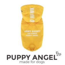 Puppy Angel Regenjas Shark Yellow