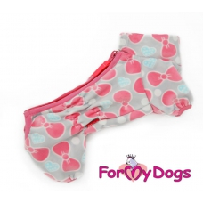 FOR MY DOGS Girl jumpsuit
