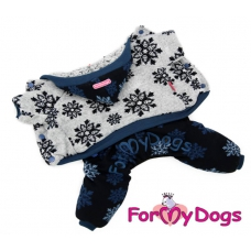 FOR MY DOGS  Jumpsuit Midnight Stars