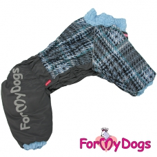 FOR MY DOGS Overall Berrie Male Pugs and Frenchies