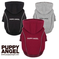 Puppy Angel Square Line Hood Zipup