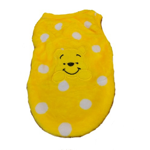 Hondentrui Yellow Bear