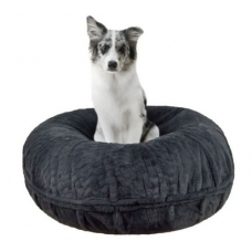 Bessie and Barnie Bagel Bed, Mystic Grey