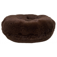 Bessie and Barnie Bagel Bed, GrizzlyBear