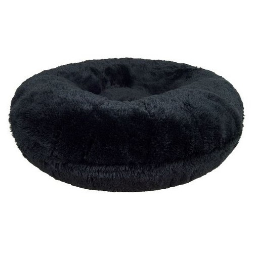 Bessie and Barnie Bagel Bed, Black Bear
