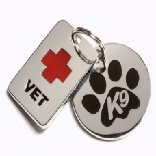 K9 By Igloo PAW-VET ID tag