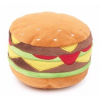 FuzzYard Plush Toy Burger