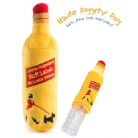 Haute Diggity Dog, Johnnie Dogwalker Water Bottle Crackler