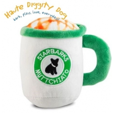 Haute Diggity Dog, Starbarks Muttchiato Coffee Cup