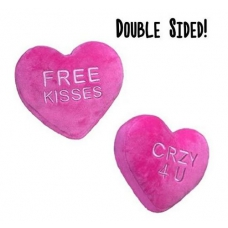 Free kisses Dog Toy