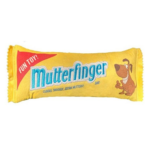 Mutterfinger Dog Toy