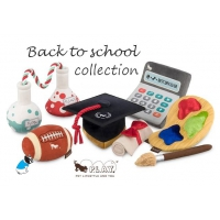 P.L.A.Y. Hondenspeelgoed Back to School Collection