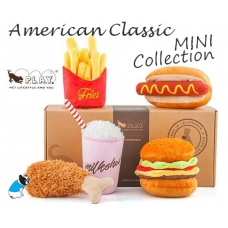 P.L.A.Y. Hondenspeelgoed American Classic MINI collection