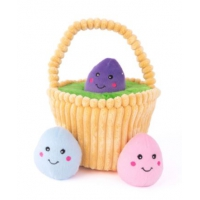 ZippyPaws Zippy Burrow Easter Bucket