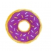 ZippyPaws Donutz Grape-Jelly