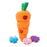 ZippyPaws Zippy Burrow Easter Carrot