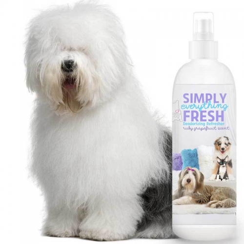 The Blissful Dog Simply Everything Fresh Deodorizing Refresher Spray